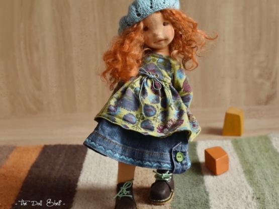 Waldorf doll 14 inches Marigold